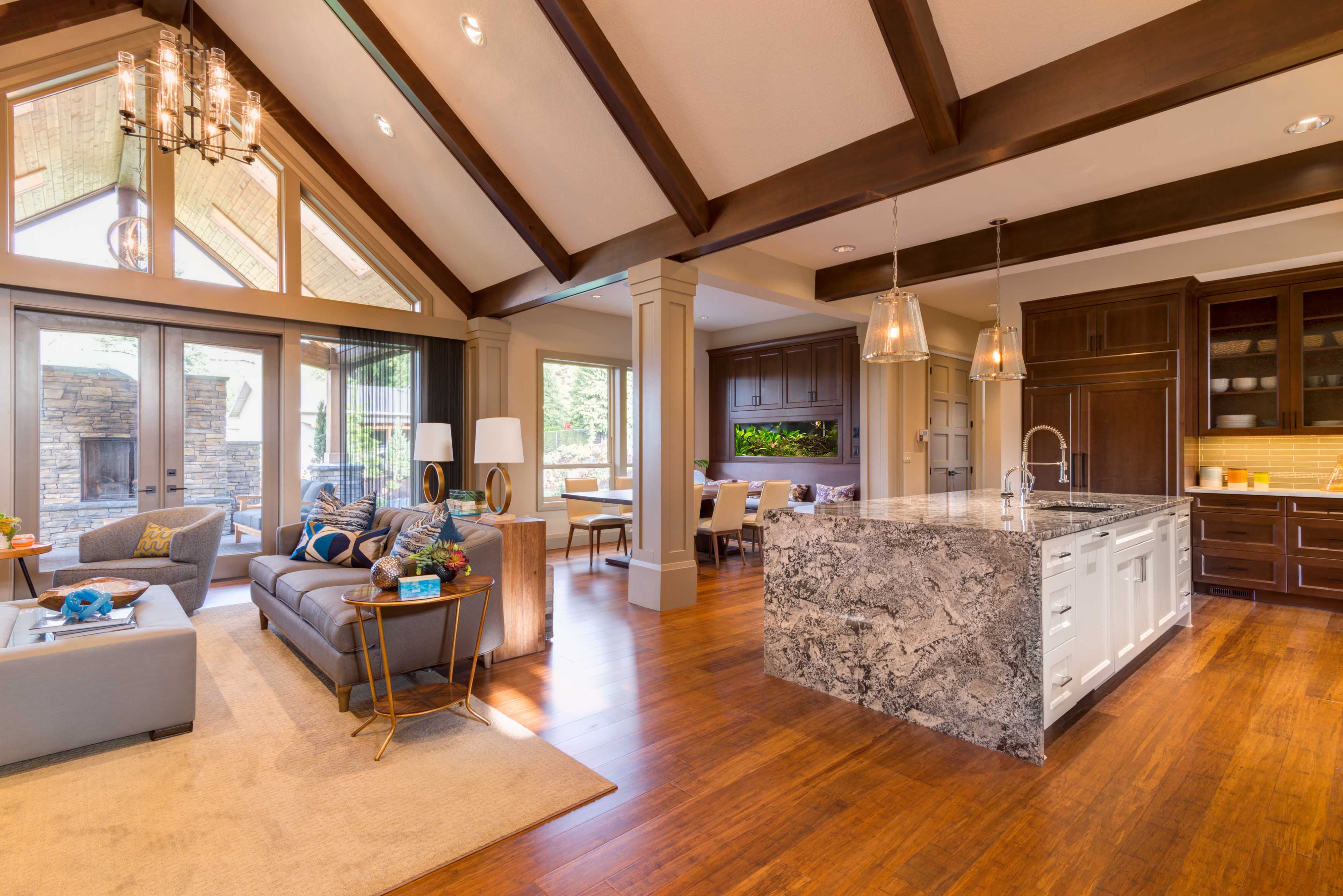 Stone, Hardwood, or Ceramic: Getting to Know Your Custom Flooring Options