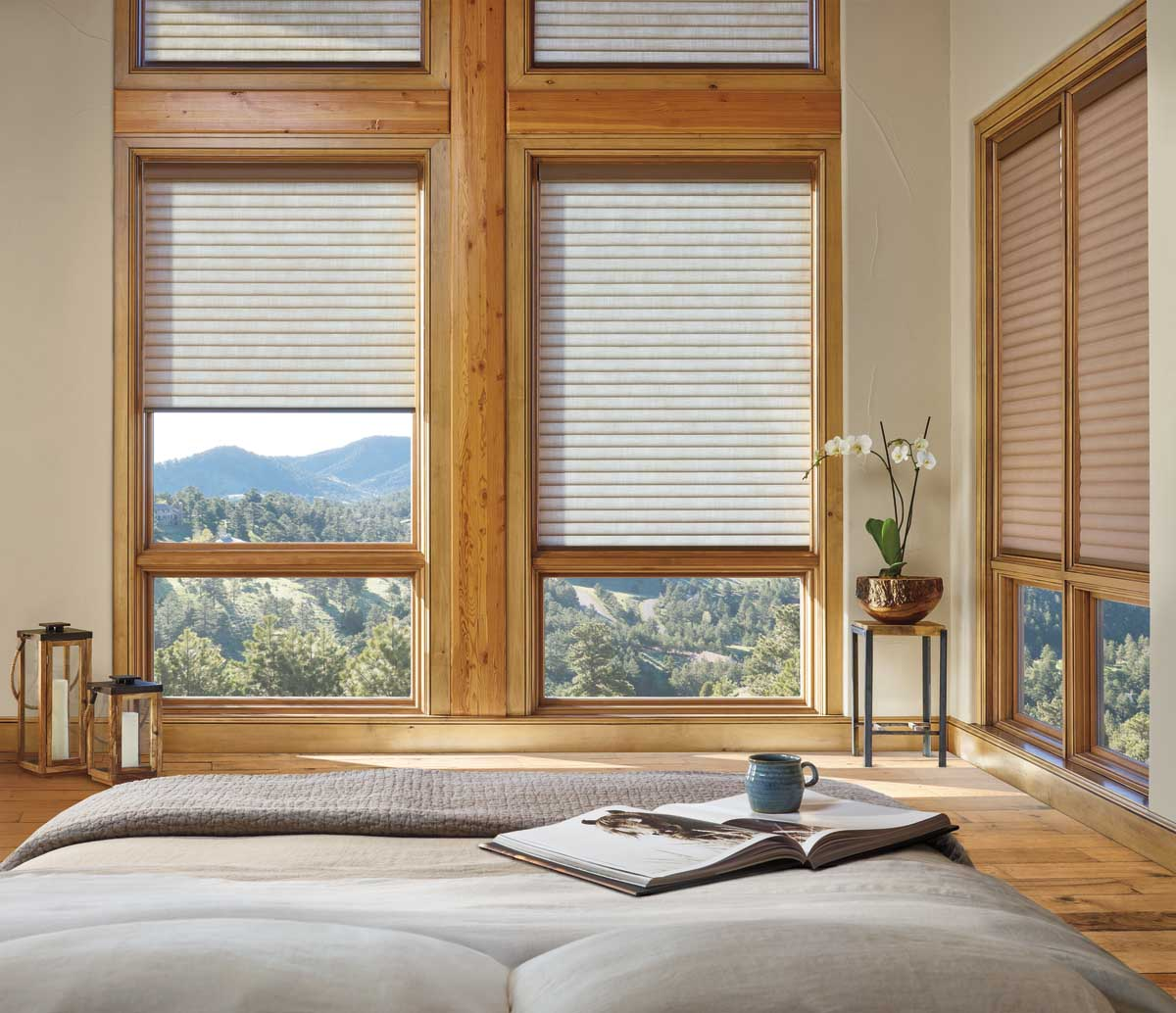 Two New Window Coverings from Hunter Douglas
